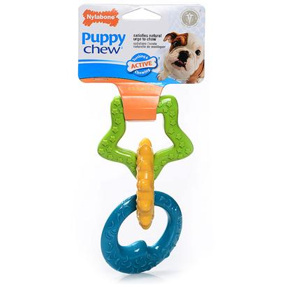 Puppy Teething Rings (Regular)
