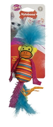 Hunt & Play Monkey Mark Cat Toy
