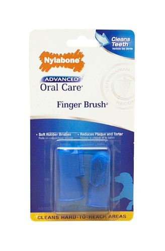 Advanced Oral Care Finger Brush (2 Pack)