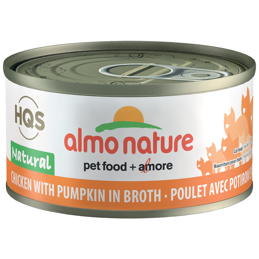 ALMO Chicken w/ Pumpkin in Broth (70g)