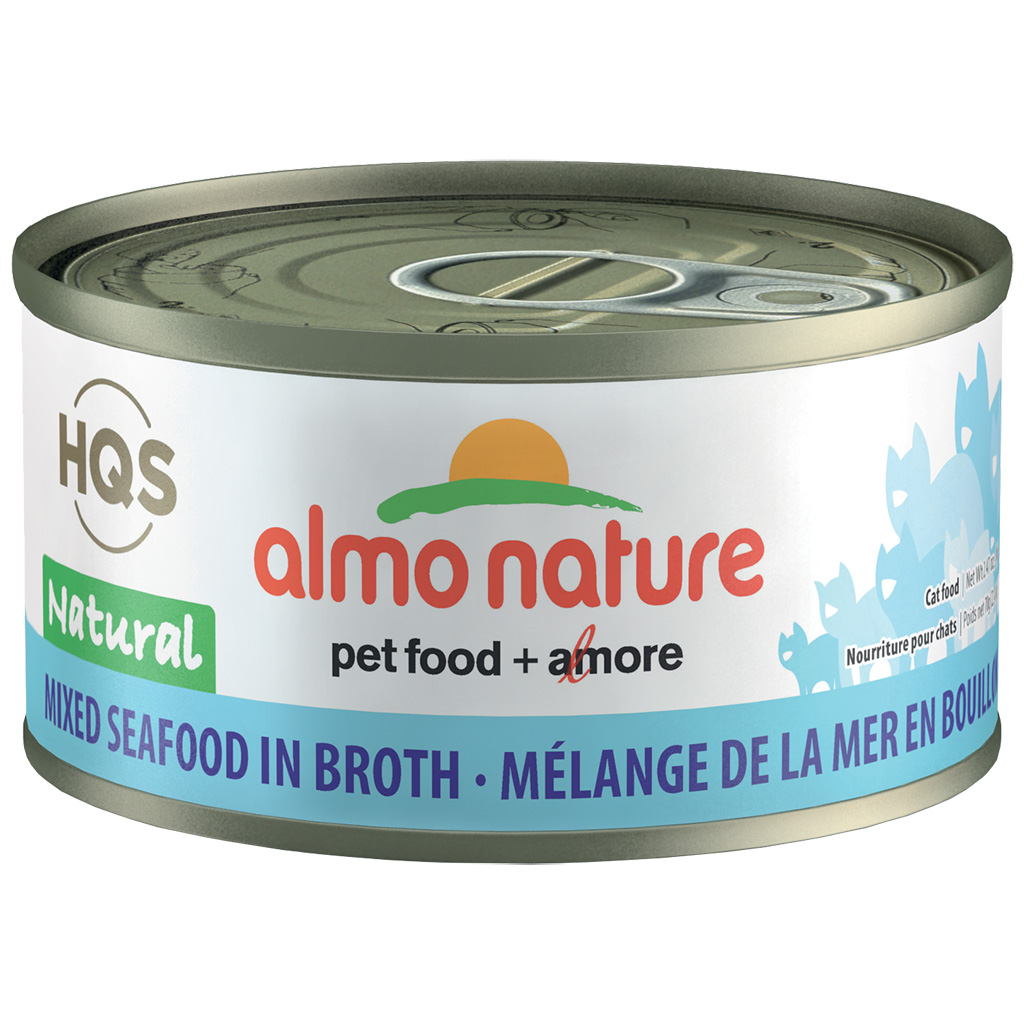 ALMO Mixed Seafood in Broth (70g)