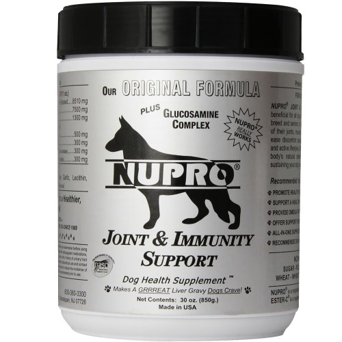 Nupro Joint & Immunity Support Supplement (20 oz)