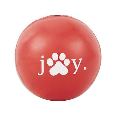 "Planet Dog Holiday ""Joy"" Ball Red"