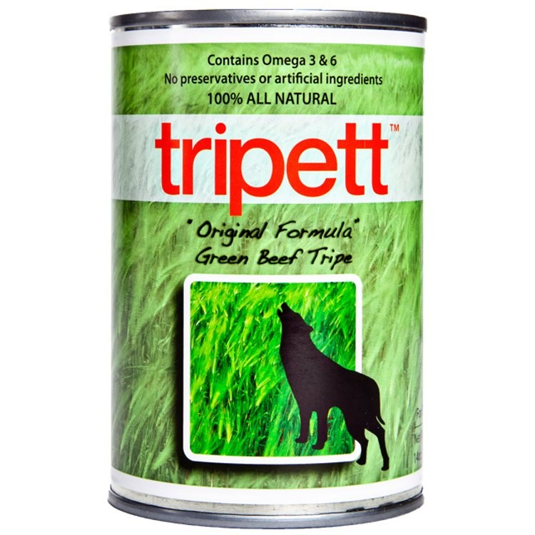 Tripett Original Green Beef Tripe | Dog (14oz)