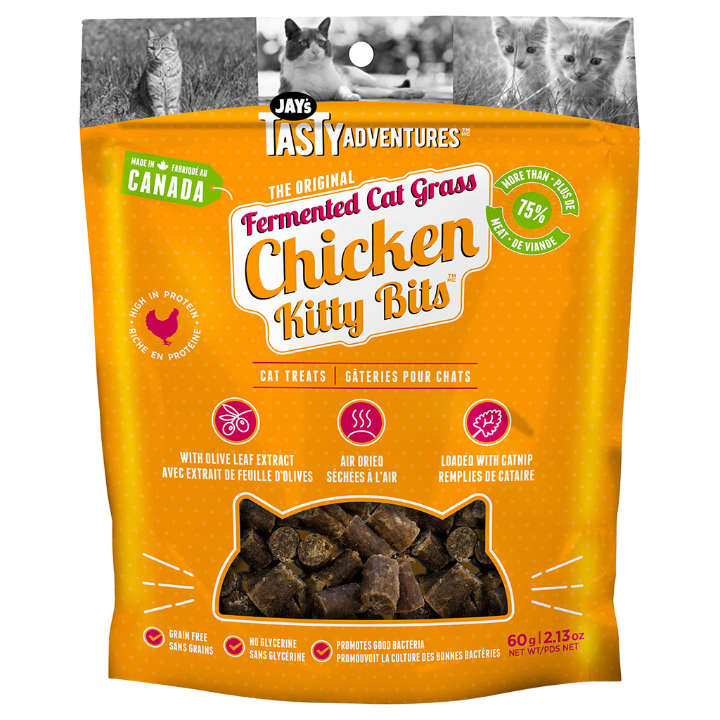 Jay's Kitty Bits Chicken Bites (60g)