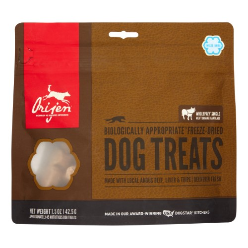 Orijen Angus Beef Freeze Dried Treats | Dog