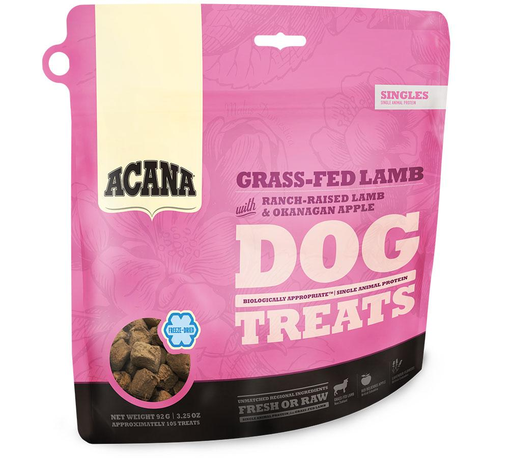 Acana Grass Fed Lamb Freeze Dried Treats | Dog