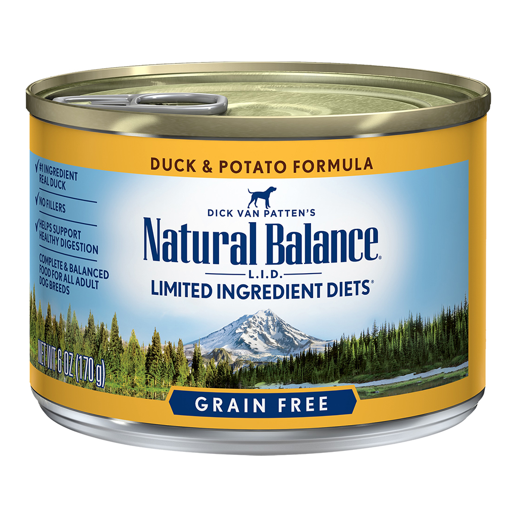Natural Balance LID Duck & Potato | Dog