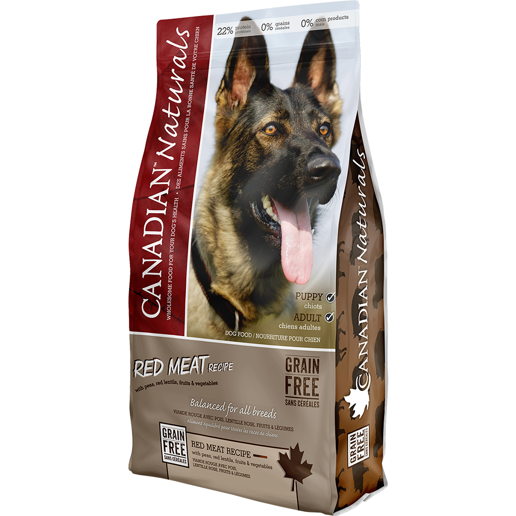 Canadian Naturals Grain Free Red Meat | Dog