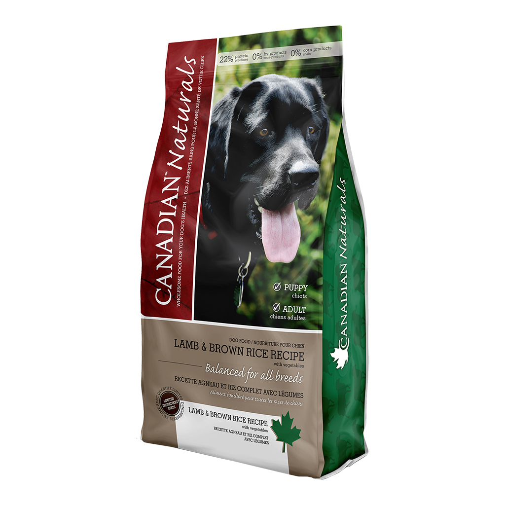 Canadian Naturals Lamb & Brown Rice | Dog