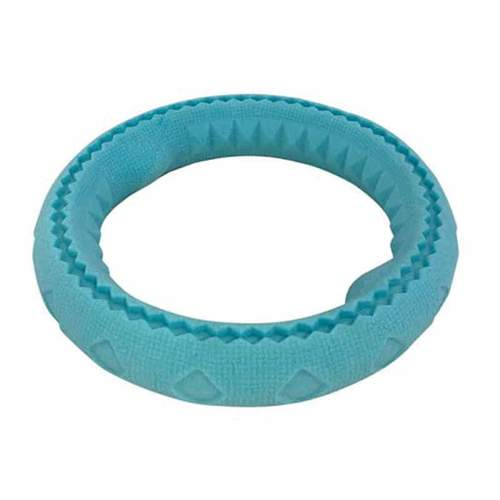 Totally Pooched Chew n'Tug Rubber Ring