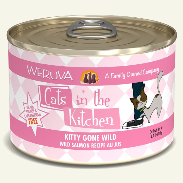 Cats In The Kitchen - Kitty Gone Wild (6oz)