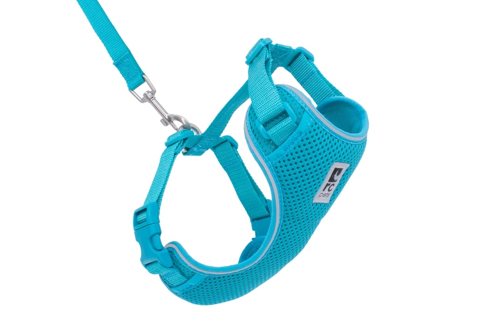 RC Pets Adventure Kitty Harness (Teal)