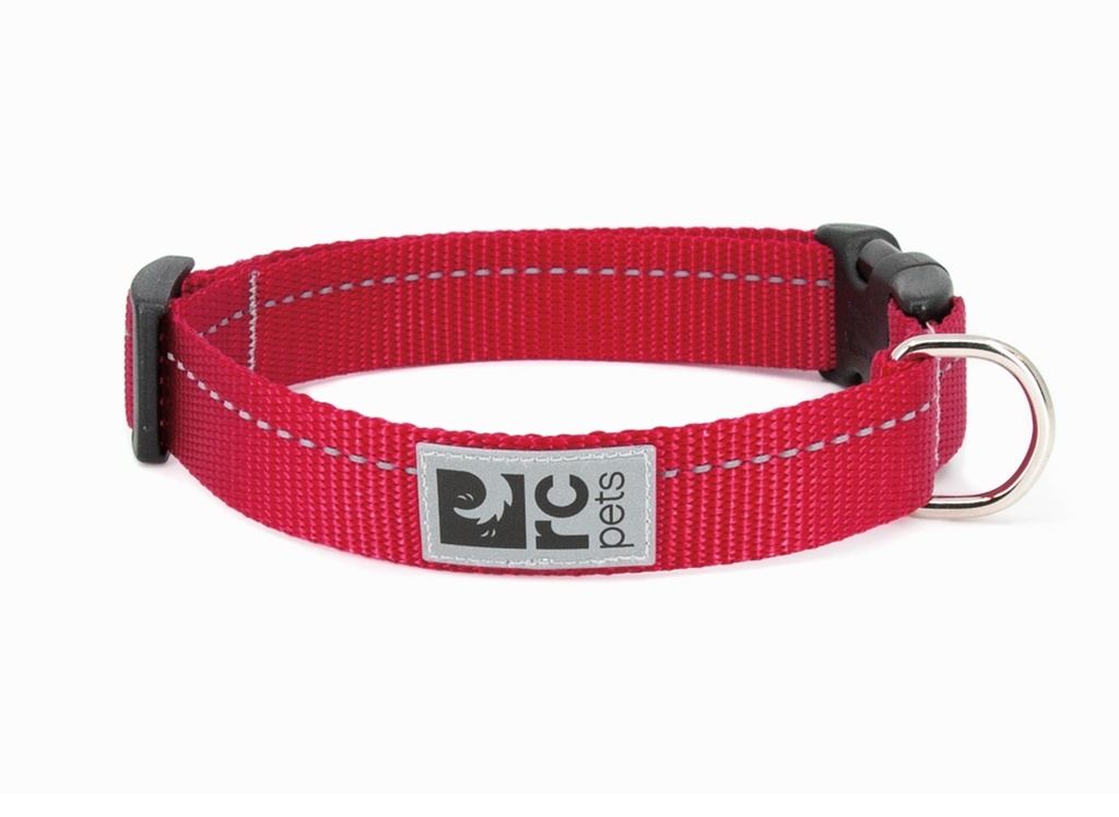 RC Pets Primary Clip Collar (Red)