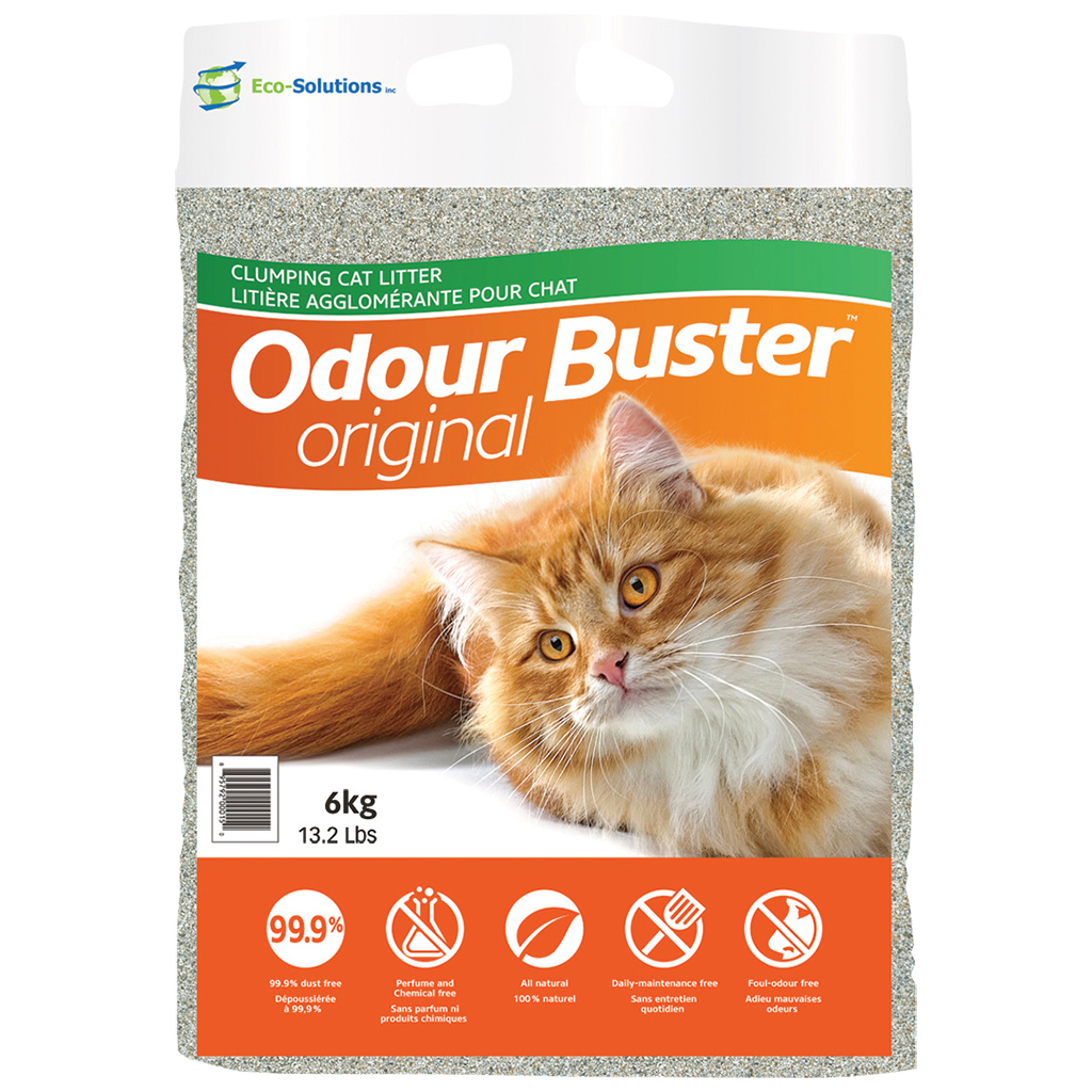 Eco-Solutions Odor Buster Original Cat Litter