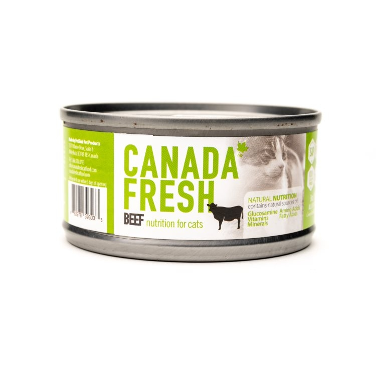 Canada Fresh SAP Beef | Cat (85g)