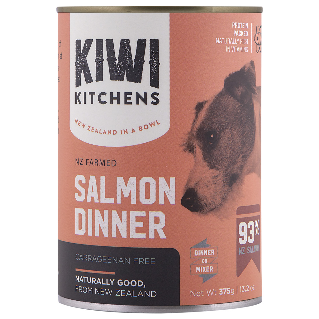 Kiwi Kitchens Farmed 93% Salmon | Dog