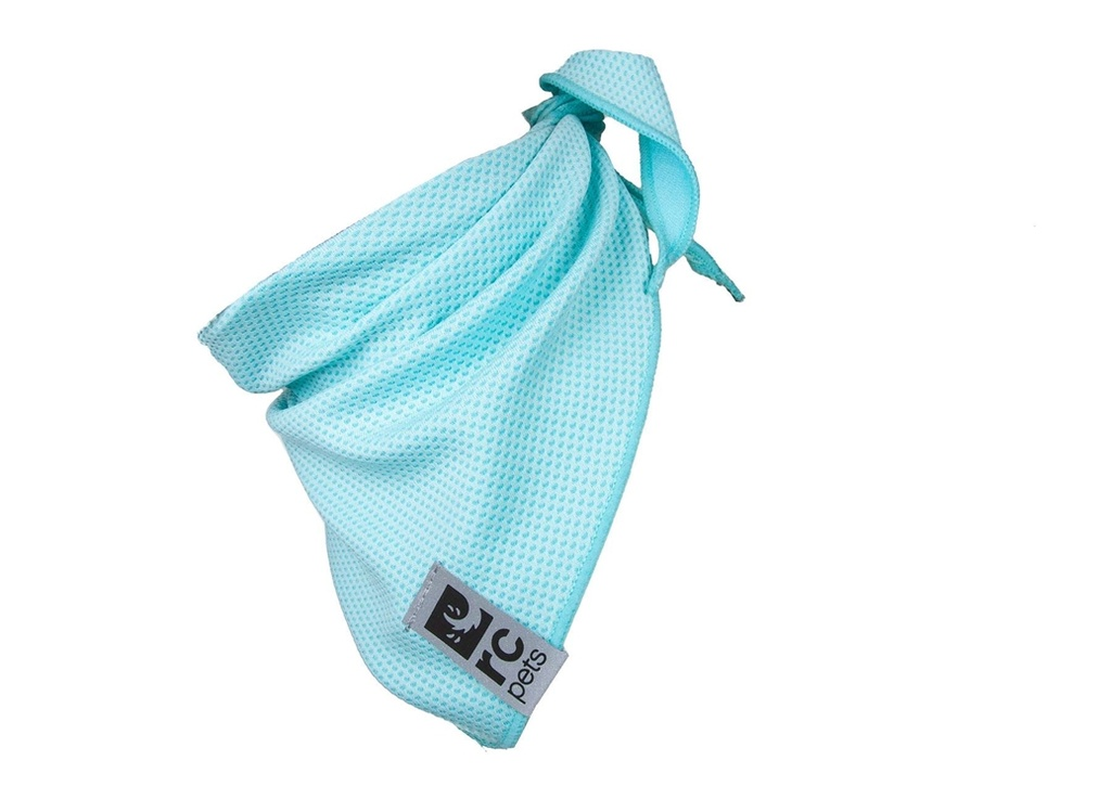 RC Pets Zephyr Cooling Bandana - Ice Blue