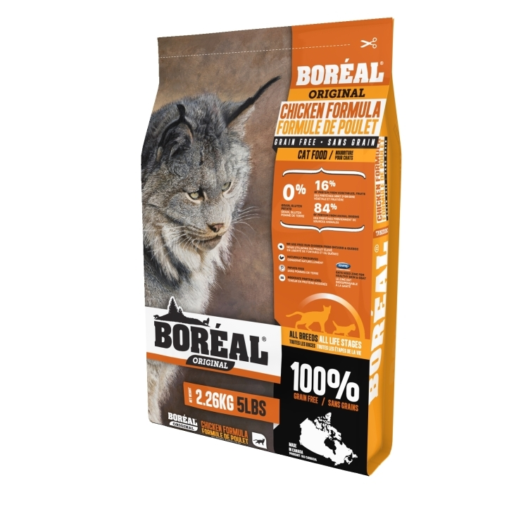 Boreal Original Grain Free Chicken Recipe | Cat (2.26kg)