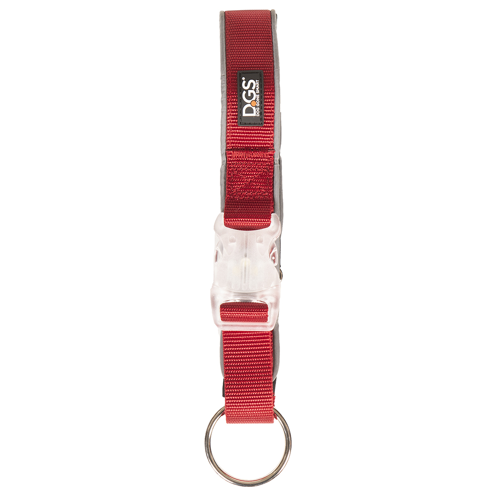 Comet LED Safety Collar | Red