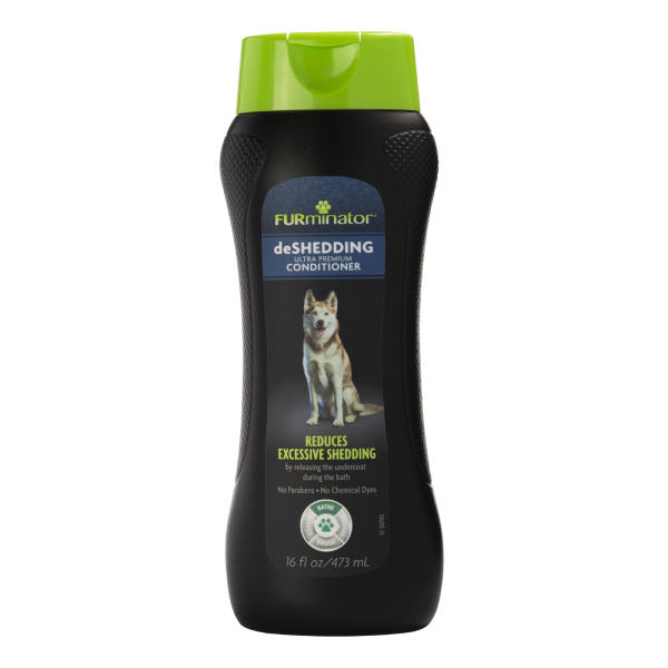 FURminator DeShedding Ultra Premium Dog Conditioner (16oz)