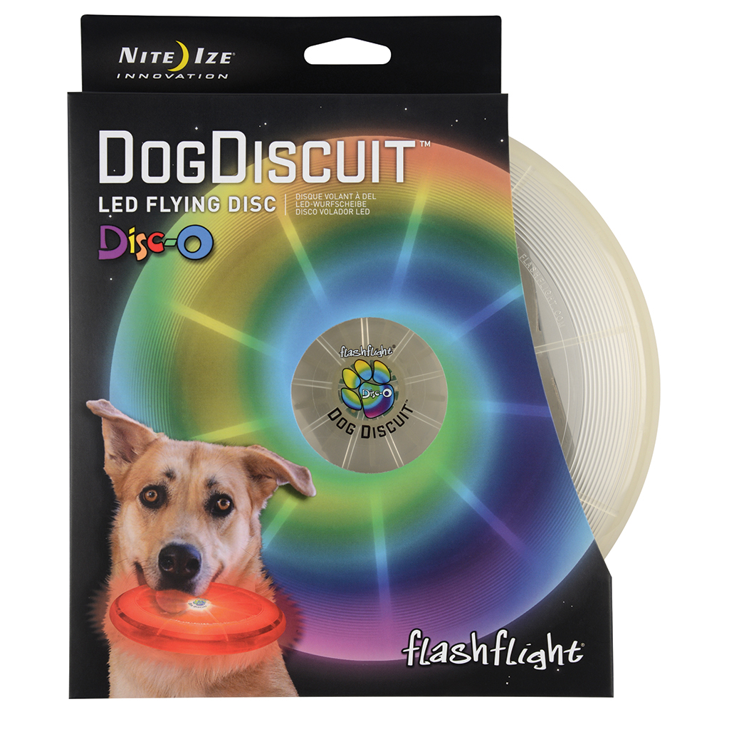 Flash Flight LED Flying Disc | Colour Changing