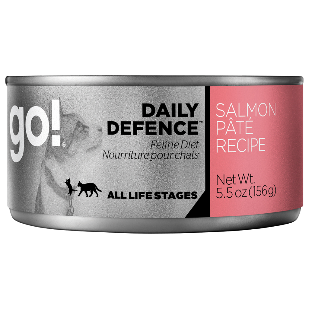 Go! Daily Defence Salmon Pate | Cat (5.5oz)