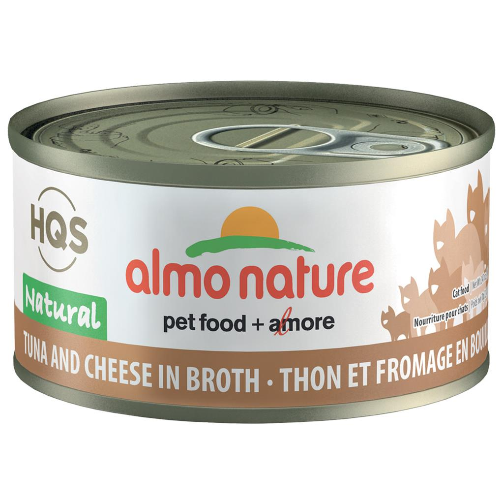 ALMO Chicken & Cheese in Broth (70g)