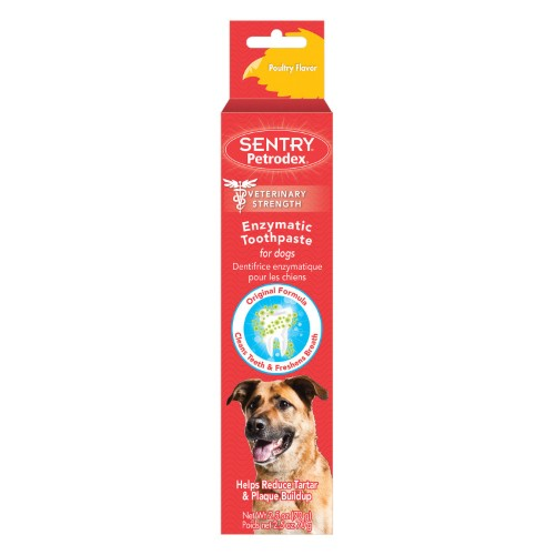 Enzymatic Toothpaste for Dogs - Poultry Flavour (2.5oz)