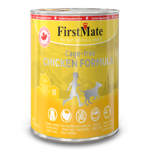 FirstMate Chicken Formula | Dog (12.5oz)