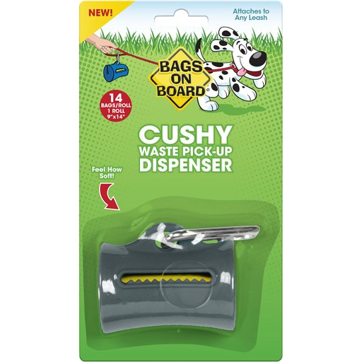 Bag's on Board Cushy Poop Bag Dispenser