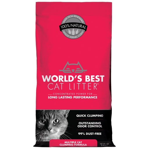 World's Best Cat Litter Multi Cat (7Lbs)