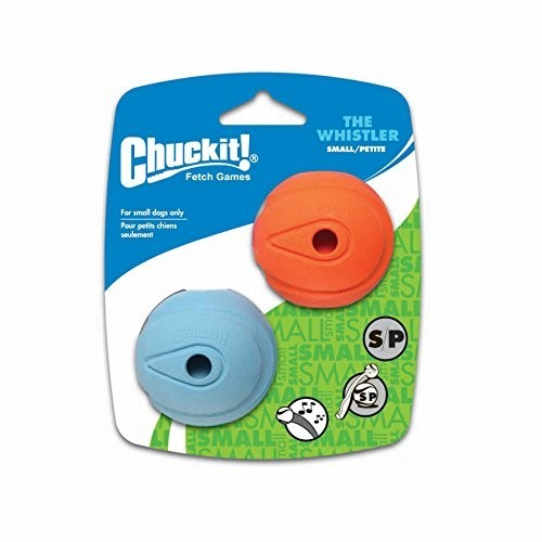 Chuckit! The Whistle Ball (2 Pack)