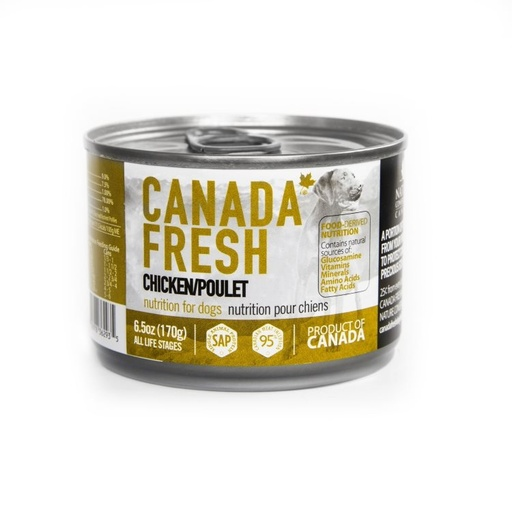 Canada Fresh SAP Chicken | Dog (170g)