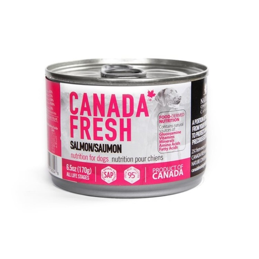 Canada Fresh SAP Salmon | Dog (170g)