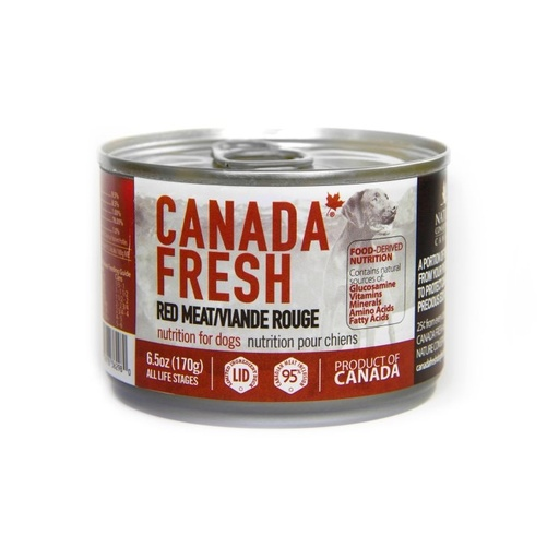 Canada Fresh LID Red Meat | Dog (170g)