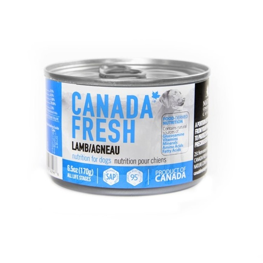 Canada Fresh SAP Lamb | Dog