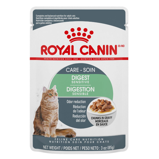 Royal Canin Digest Sensitive Chunks in Gravy | Cat (85g)